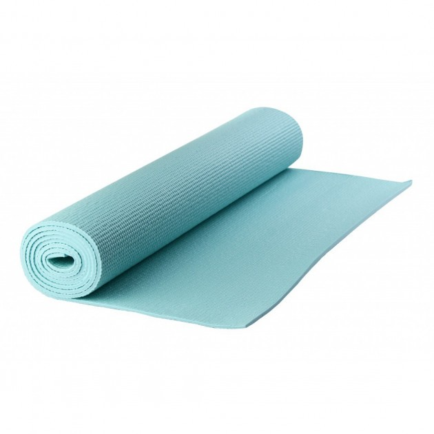 Коврик для фитнеса и йоги LiveUp Yniz PV Yoga Mat YJ3231-06b, 183x61x0.6 см