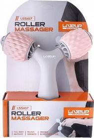 Массажер LiveUP Y-Shaped Hand Massager LS5107-p, розовый - Фото №2