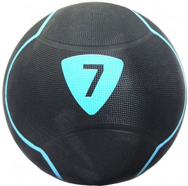 Медбол Livepro Solid Medicine Ball LP8110-7, 7кг