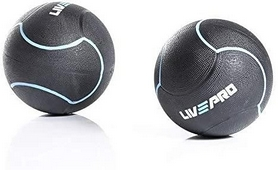Медбол Livepro Solid Medicine Ball LP8110-7, 7кг - Фото №3