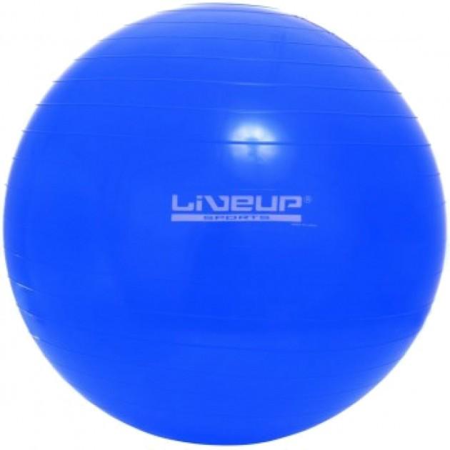 Фитбол LiveUP Gym Ball LS3221-75b, 75см