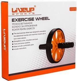 Ролик для пресса LiveUP Exercise Wheel LS3372 - Фото №2
