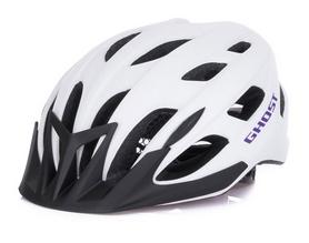 Шлем велосипедный Ghost Classic белый (17065-1)