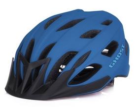 Шлем велосипедный Ghost Classic голубой (17061-1)