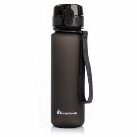 Бутылка для воды спортивная Meteor черная, 500 мл (SL74582)
