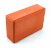 Блок для йоги SportСraft Yoga Brick EVA оранжевый, 22,5х15х8 см (ES0013)