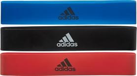 Набор эспандеров Adidas Mini Band, 3 шт (ADTB-10606)