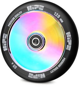 Колесо для трюкового самоката Hipe LMT20 Black/Neo (810006)
