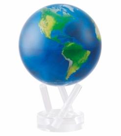 Гиро-глобус Solar Globe, 11,4 см (MG-45-STE-NE)