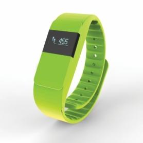 Часы спортивные Loooqs Keep fit зелёные (P330.757)