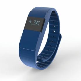 Часы спортивные Loooqs Keep fit синие (P330.755)