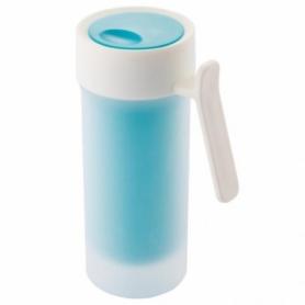 Термокружка Loooqs Pop голубая, 275 мл (P432.385)