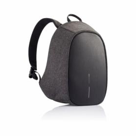 Рюкзак городской антивор с тревожной кнопкой XD Design Bobby Cathy черный, 8 л (P705.211)