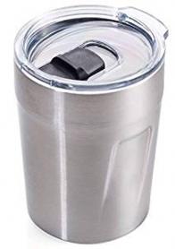 Термочашка Troika серая, 160 мл (CUP65/ST)