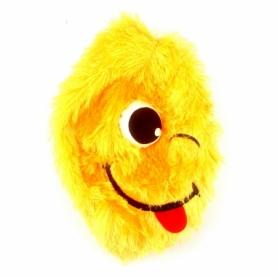 Мяч надувной OOTB Fuzzy желтый (61/6957-4)