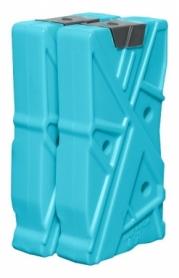 Аккумуляторы температуры Pinnacle бирюзовый, 2 шт по 330 мл (8906053360479TURQ)