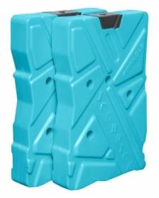 Аккумуляторы температуры Pinnacle бирюзовый, 2 шт по 600 мл (8906053360486TURQ)