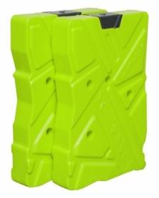 Аккумуляторы температуры Pinnacle лимонный, 2 шт по 600 мл (8906053360486GREEN)