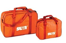 Термосумка Ezetil Sun&Fun 2 in 1 Cool Set оранжевая, 22,8 и 6,8 л (4020716080352ORANGE)