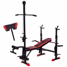 Скамья тренировочная Fit-On FN-S102 (8601-0001)