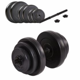 Гантель наборная композитная Kettler, 18,5 кг (2888-0028)