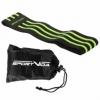 Резинка для фитнеса тканевая SportVida Hip Band, М (SV-HK0261)