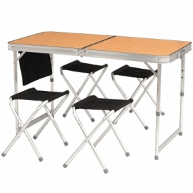 Набор мебели складной Easy Camp Belfort Brown (928800)