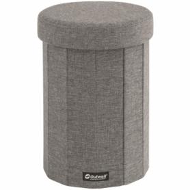 Органайзер кемпинговый Outwell Dawlish High Seat & Storage Grey Melange, 34 л (470366)