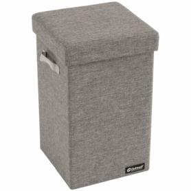 Органайзер кемпинговый Outwell Cornillon Seat & Storage Grey Melange, 37 л (470353)