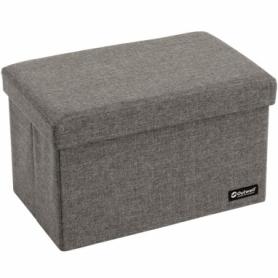 Органайзер кемпинговый Outwell Cornillon L Seat & Storage Grey Melange, 40 л (928763)