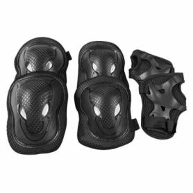 Защита для роликов взрослая SafeRoll (P-8016/B)