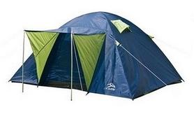 Палатка четырехместная L.A.Trekking Kiev 4 (82193 KIEV)
