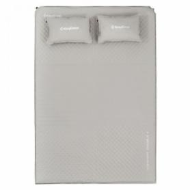 Коврик самонадувающийся KingCamp Comfort Double серый (KM3594)