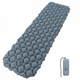 Коврик надувной Atepa Mattress Lightgrey, 189x58x6 см (AM1008)