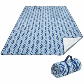 Коврик для пикника KingCamp Ariel XXXXL Blue, 300х300 см (KP2006)