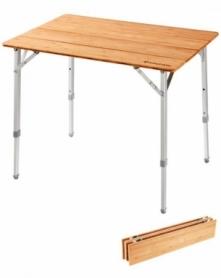 Стол складной KingCamp Bamboo 6550 (KC2018)