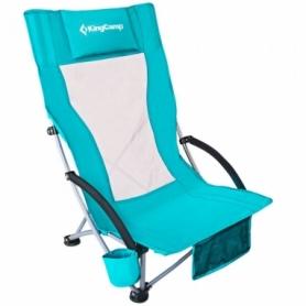 Кресло складное KingCamp High backed beach chair (KC1901)