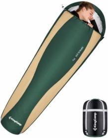 Мешок спальный KingCamp Breeze 70 L зеленый (KS2020)