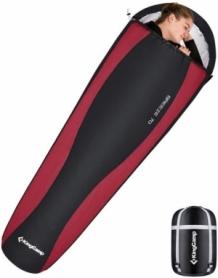 Мешок спальный KingCamp Breeze 70 L черный (KS2020)