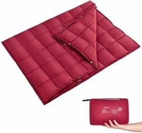 Мешок спальный KingCamp Smart 540 L красный (KS2013)