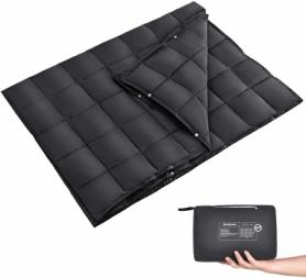 Мешок спальный KingCamp Smart 540 L черный (KS2013)