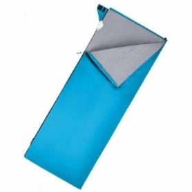 Мешок спальный (спальник) Atepa Light 1200 L голубой (AS2003)