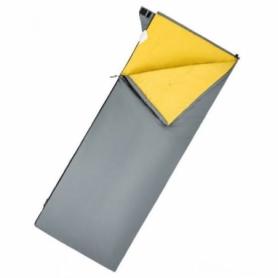 Мешок спальный (спальник) Atepa Light 1200 L серый (AS2003)