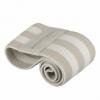 Резинка для фитнеса латексная SportVida Hip Band белая, S (SV-HK0251)