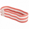 Резинка для фитнеса тканевая SportVida Hip Band красная, М (SV-HK0252) - Фото №2