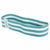 Резинка для фитнеса тканевая SportVida Hip Band голубая, L (SV-HK0253) - Фото №2