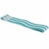 Резинка для фитнеса тканевая SportVida Hip Band голубая, L (SV-HK0253) - Фото №4
