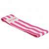 Резинка для фитнеса тканевая SportVida Hip Band розовая, S (SV-HK0254) - Фото №4