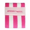 Резинка для фитнеса тканевая SportVida Hip Band розовая, S (SV-HK0254) - Фото №5