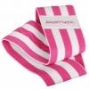 Резинка для фитнеса тканевая SportVida Hip Band розовая, S (SV-HK0254) - Фото №7